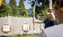 Boogschieten, Archery UP Events